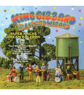 Paper Mache Dream Balloon-1 CD