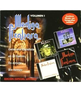 Volumen I-PACK 4 CD