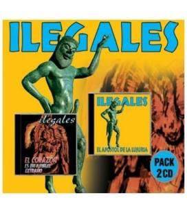 Pack 2-PACK 2 CD