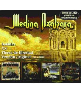 Volumen III-PACK 4 CD