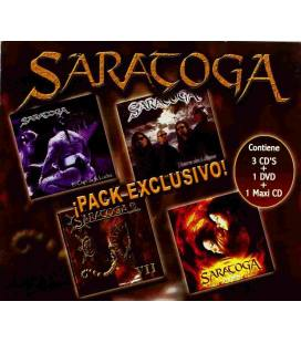 Pack - No Sufrire-PACK 3 CD+MAXI CD