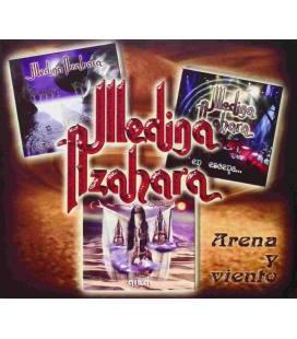 Arena Y Viento-BOX 3 CD
