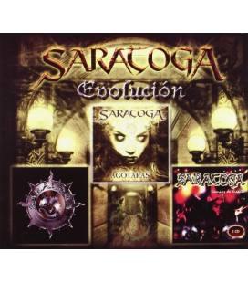 Evolucion-BOX 4 CD