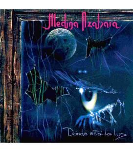 Donde Esta La Luz-CD