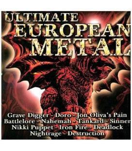Ultimate European Metal-CD