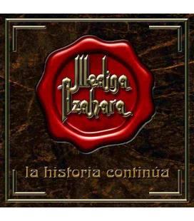 La Historia Continua-CD