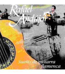 Sueño De Guitarra Flamenca-CD