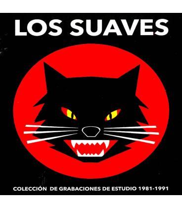 Coleccion Grabaciones Estudio 1981-1991-BOX 4 CD
