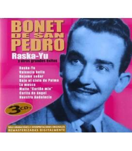 Rasca-Yu Y Otros Exitos-3 CD