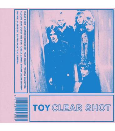 Clear Shot-1 CD