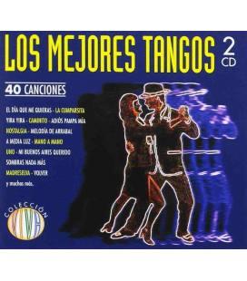 Los Mejores Tangos-2 CD