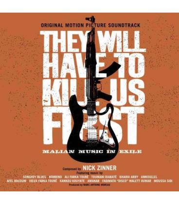 They Will Have To Kill Us First: Original Soundtrack-1 CD