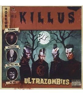 Ultrazombies-1 CD