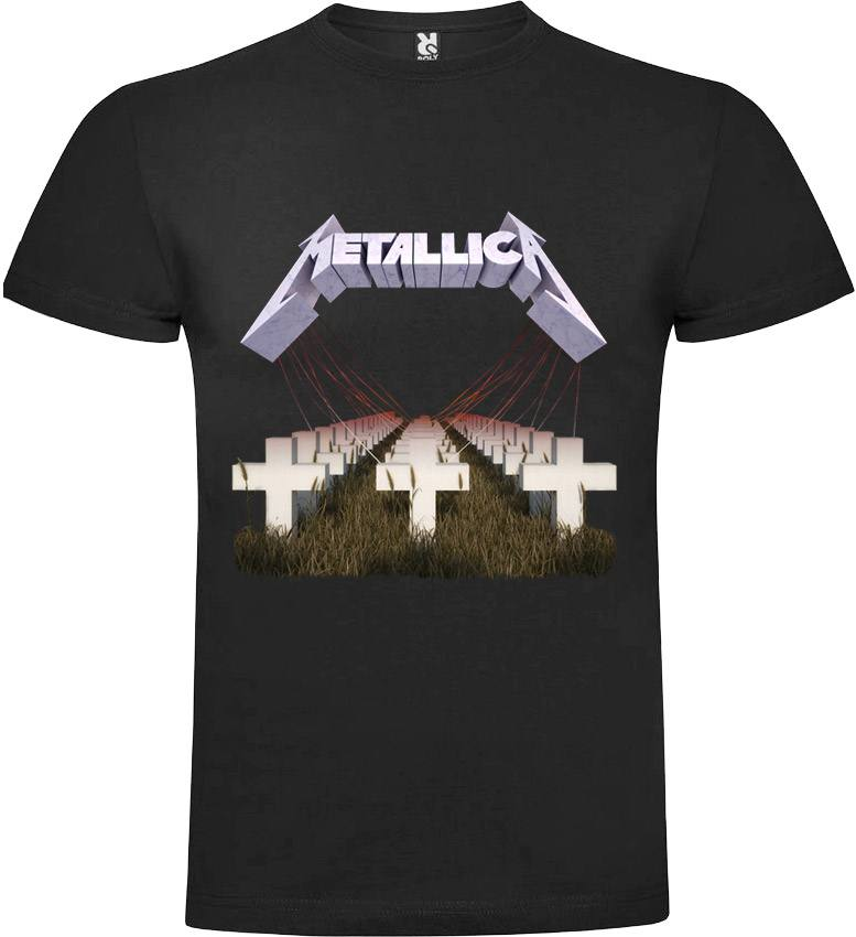 "Metallica. ""Master of Puppets"""
