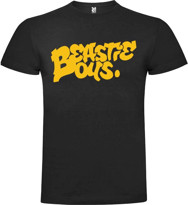 Beastie Boys Logo. Camiseta