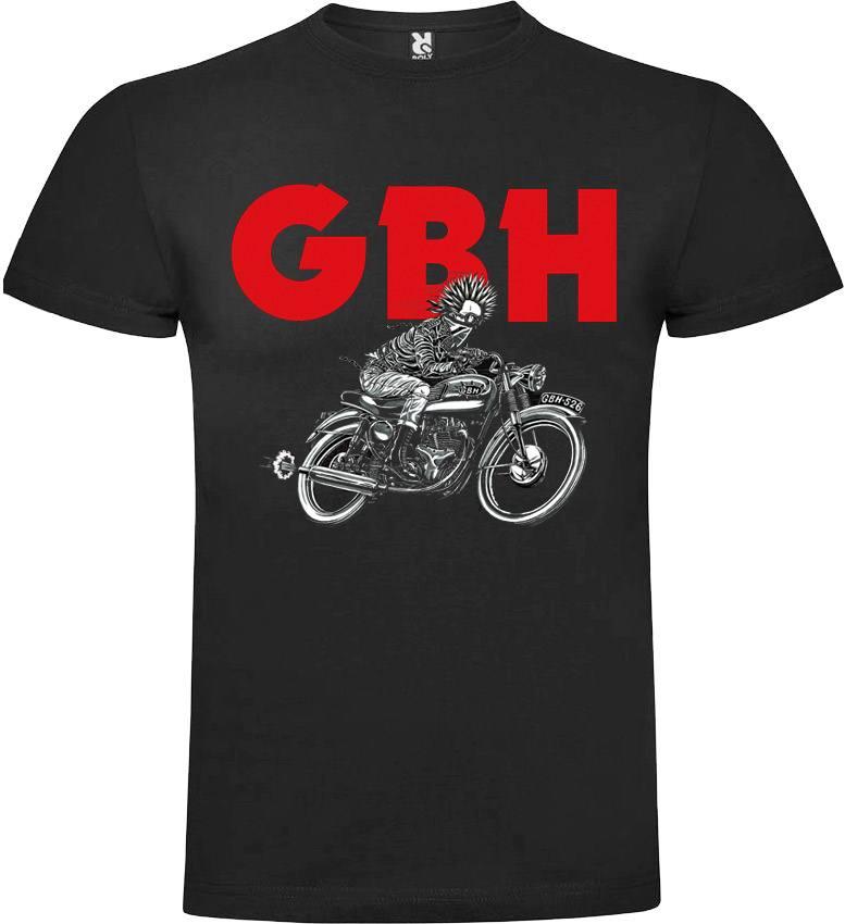 GBH Biker Camiseta