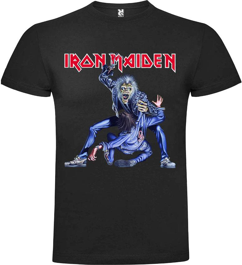 Iron Maiden Eddie. Camiseta