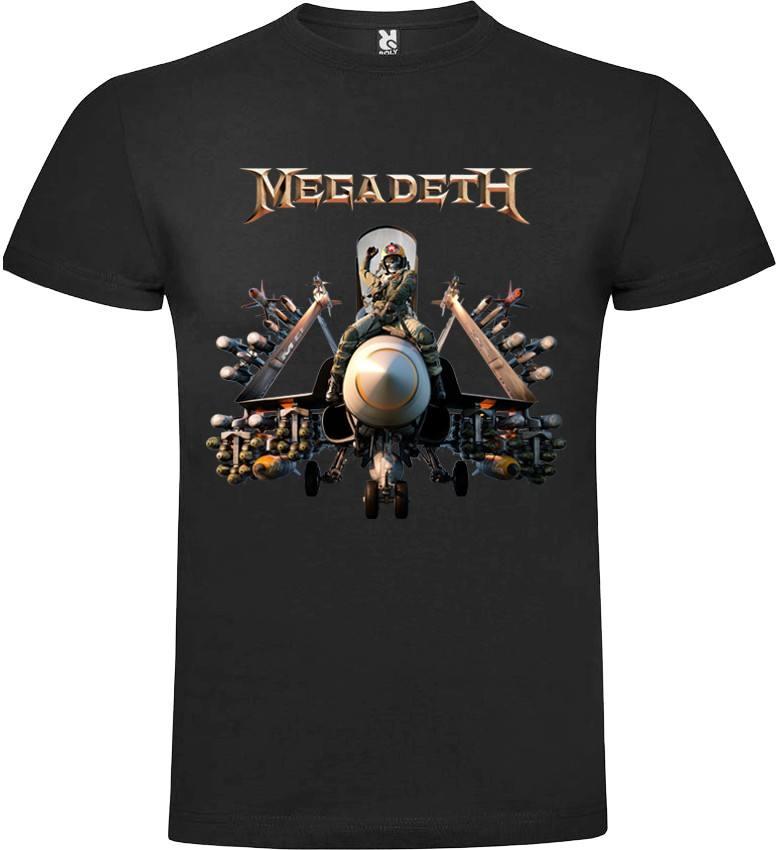 "Megadeth ""Bombs"""