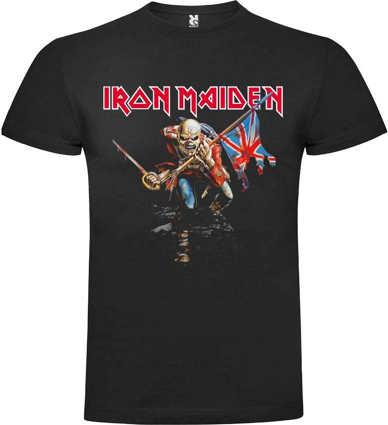 "Iron Maiden ""The Trooper"""