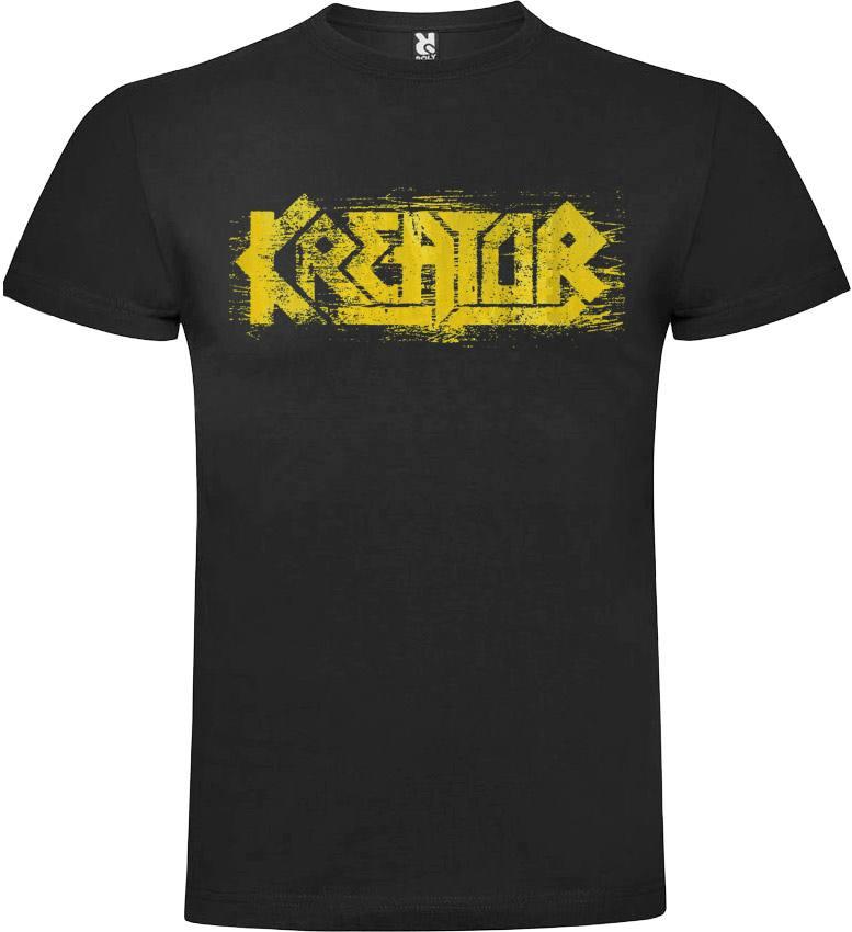"Kreator ""Logo yellow"""