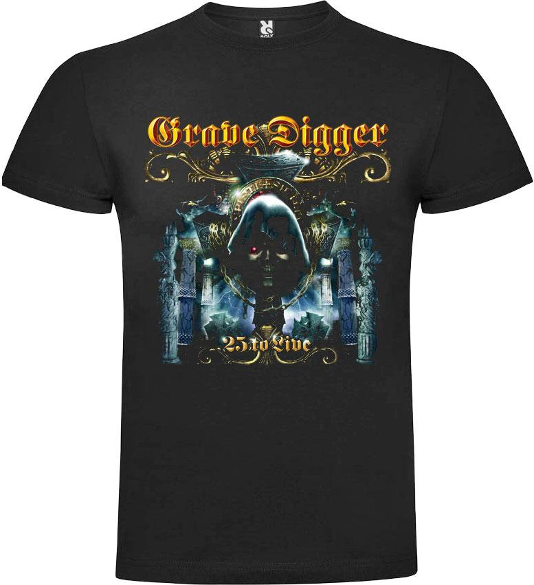 """Grave Digger """"25 to Live"""""""