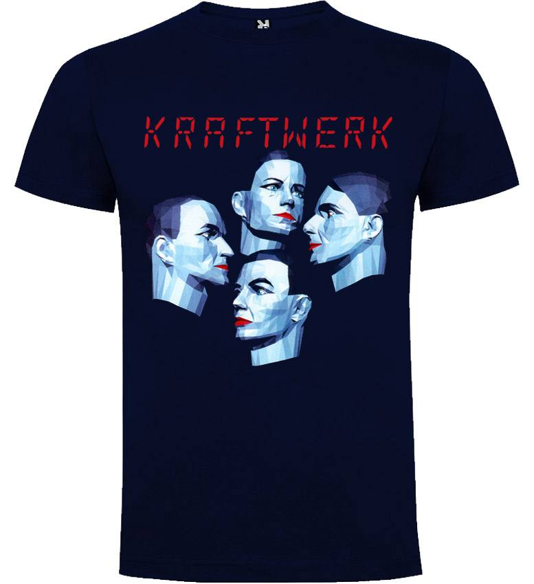 "Kraftwerk ""Music non Stop"""