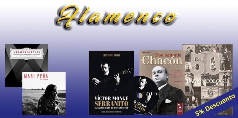 Flamenco. Oferta 5% Descuento
