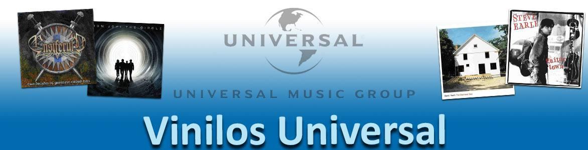 Oferta Vinilos Universal