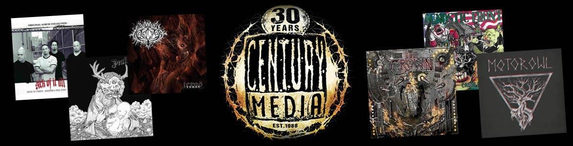 Century Media 30 Years