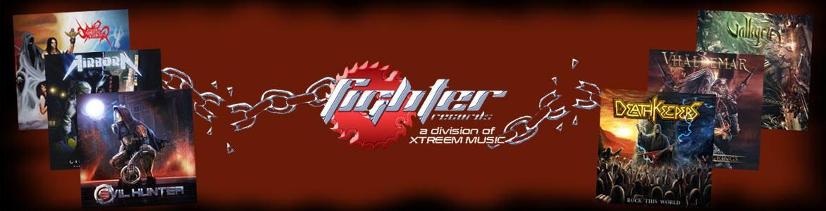 Fighter Records. Heavy Metal de corte 'vieja escuela'