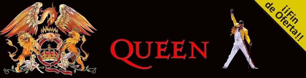 Queen. Fin de Oferta!