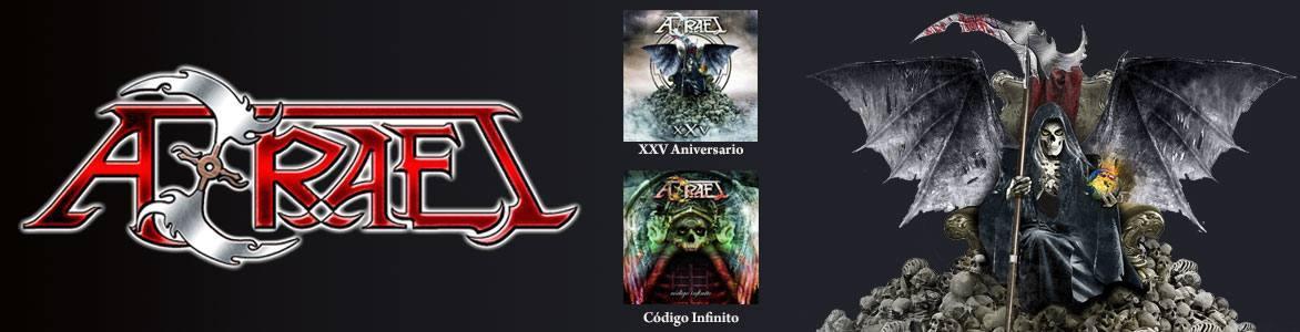 Azrael. XXV Aniversario - Código Infinito