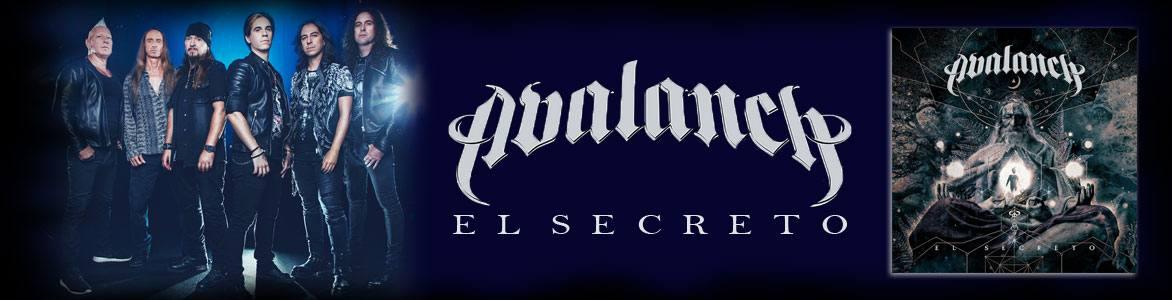 """Avalanch. Nuevo disco """"El Secreto"""""""