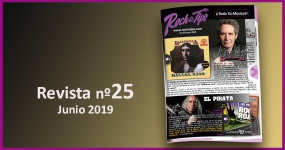 Revista nº25 Junio 2019. Todas las novedades y ofertas de tu tienda de música.