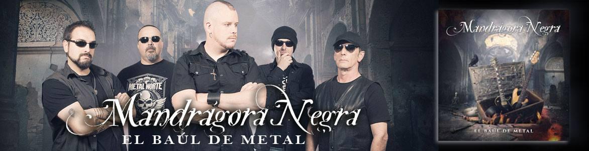 "Mandrágora Negra: ""El Baúl de Metal"""