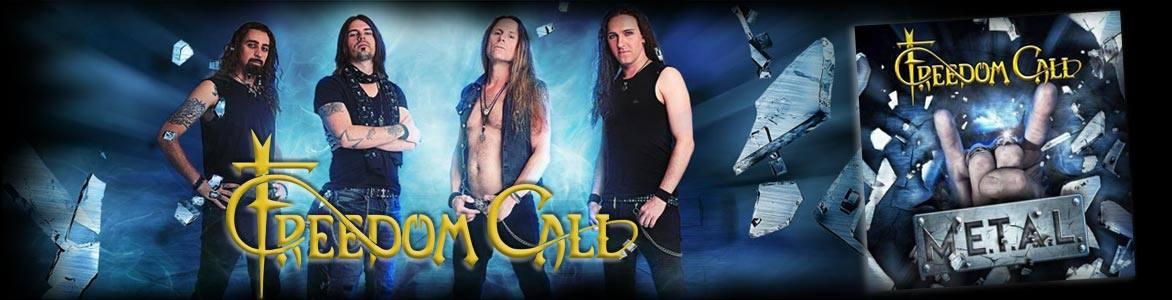 "Freedom Call, nuevo disco ""Metal"""