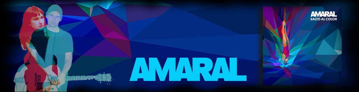 "Amaral ""Salto al Color"""