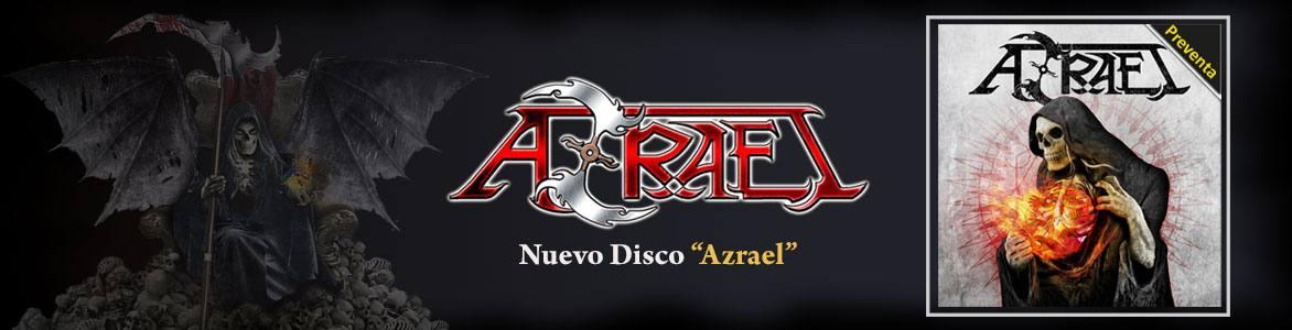 """Azrael, nuevo disco """"Azrael"""""""