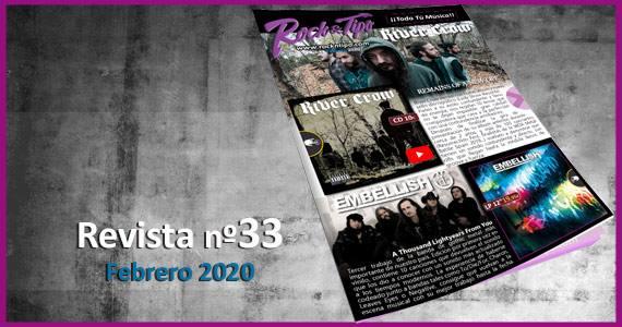 Revista nº33 Febrero 2020. Todas las novedades y ofertas de tu tienda de música.