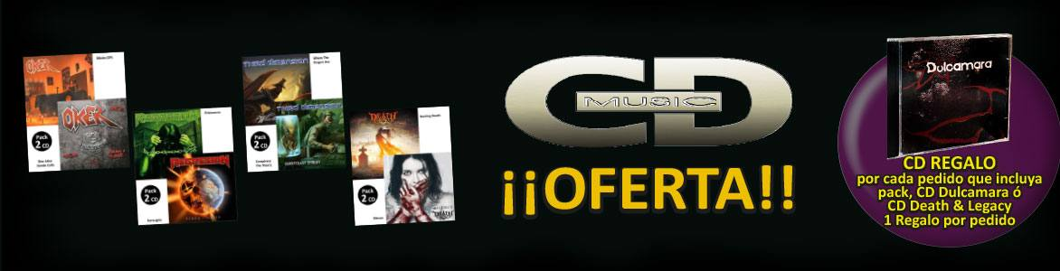 "CD Music Super ""Oferta"""