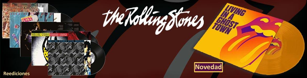 "The Rolling Stones ""Living in a Ghost Town"""