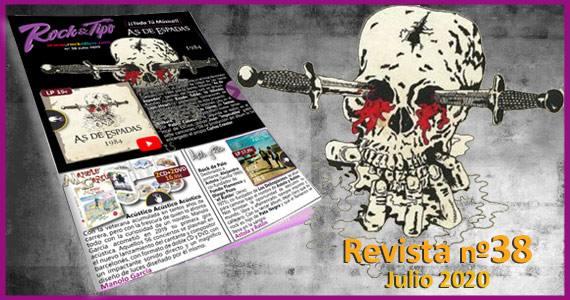 Revista nº38 Julio 2020. Todas las novedades y ofertas de tu tienda de música.