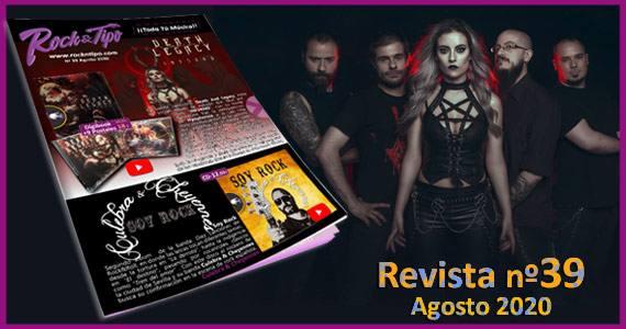 Revista nº39 Agosto 2020. Novedades y ofertas en tu tienda de música.