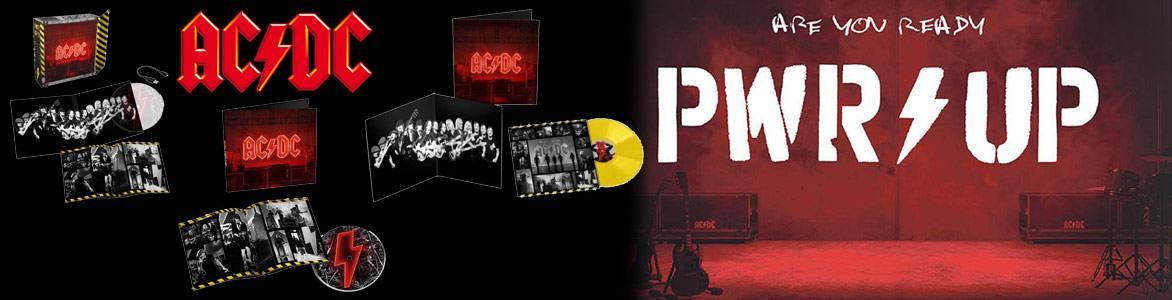 """AC/DC """"PWR/UP"""" Nuevo disco"""