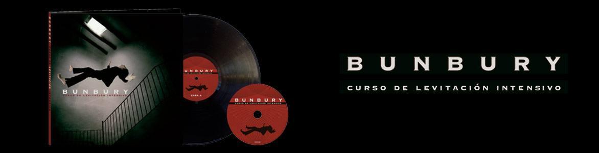 """Bunbury """"Curso de levitación intensivo"""""""