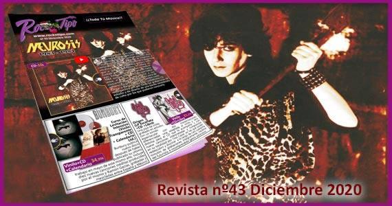Revista nº43 Diciembre 2020. Todas las Novedades (se vienen muchas) y ofertas en tu tienda de música.