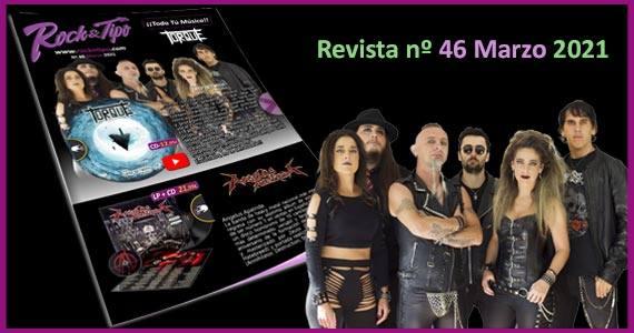 Revista nº46 Marzo 2021. Novedades, ofertas y descuentos en tu tienda de música.