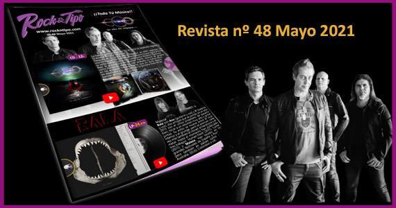 Revista nº48 Mayo 2021. Novedades, ofertas y descuentos en tu tienda de música.