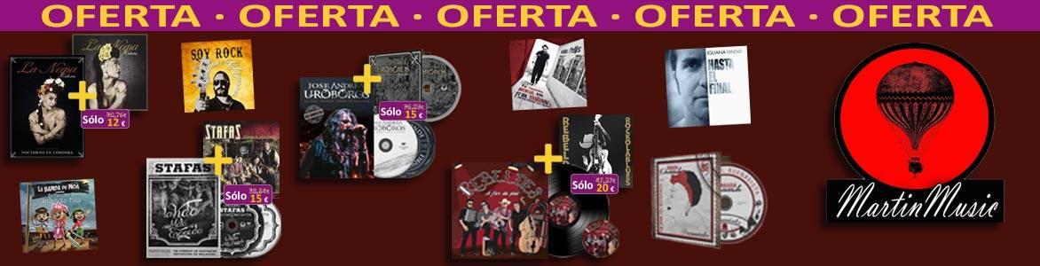"""Martin Music """"Oferta"""" Exclusiva"""