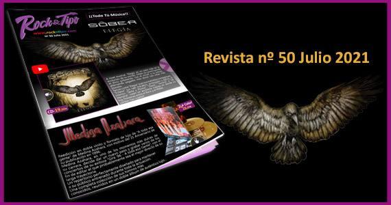 Revista nº50 Julio 2021. Novedades, ofertas y descuentos en tu tienda de música.